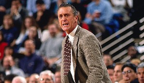1996/97: Pat Riley, Miami Heat