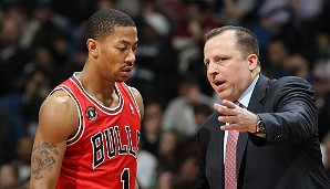 2010/11: Tom Thibodeau, Chicago Bulls