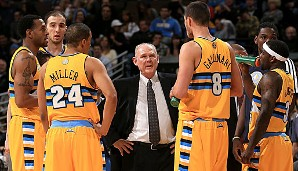 2012/13: George Karl, Denver Nuggets