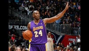 Rang 1: Los Angeles Lakers - Wert: 2,6 Mrd. Dollar, Umsatz: 293 Mio. Dollar, Gewinn: 104 Mio. Dollar