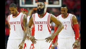 Rang 8: Houston Rockets - Wert: 1,25 Mrd. Dollar, Umsatz: 175 Mio. Dollar, Gewinn: 38 Mio. Dollar