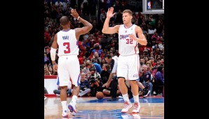 Rang 5: Los Angeles Clippers - Wert: 1,6 Mrd. Dollar, Umsatz: 146 Mio. Dollar, Gewinn: 20 Mio. Dollar