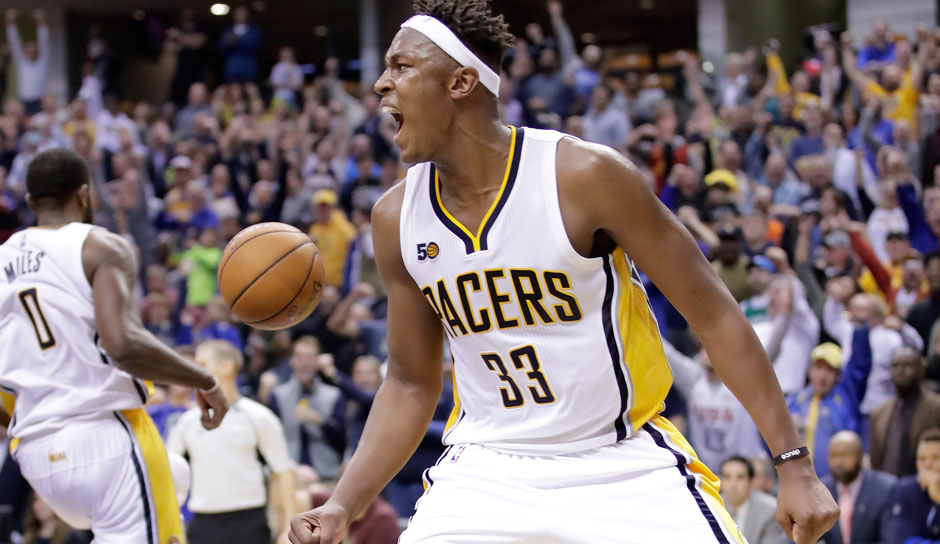 Myles Turner (Pacers): 56 Punkte