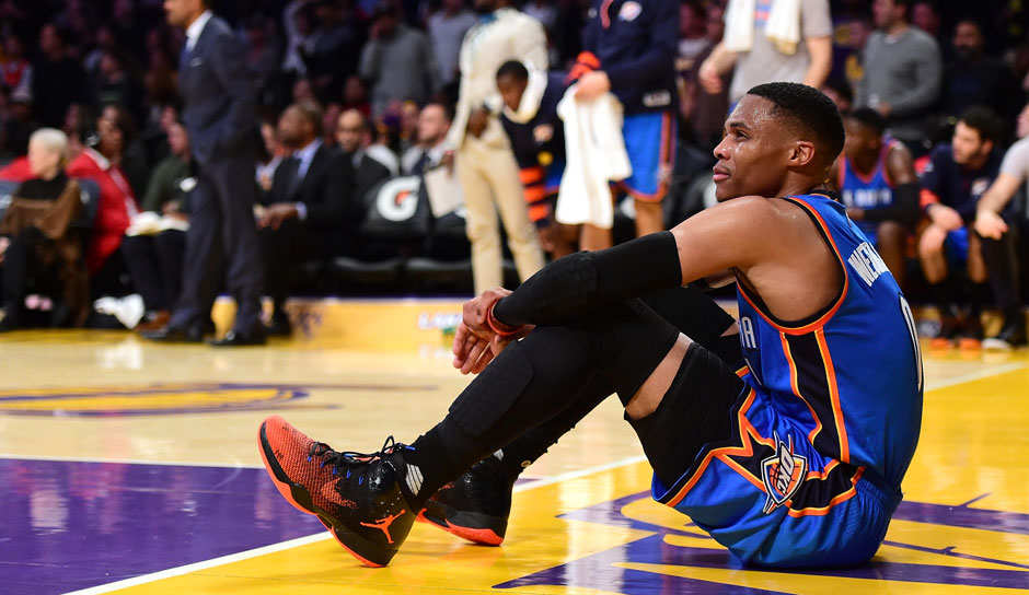 Russell Westbrook (Thunder): 72,2 Punkte