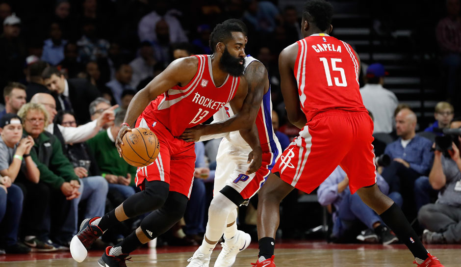 James Harden (Rockets): 52,8 Punkte