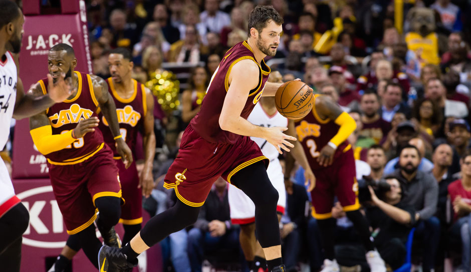 Kevin Love (Cavaliers): 49,2 Punkte