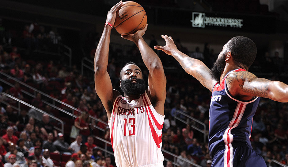 James Harden (Rockets) - 93,2 Punkte