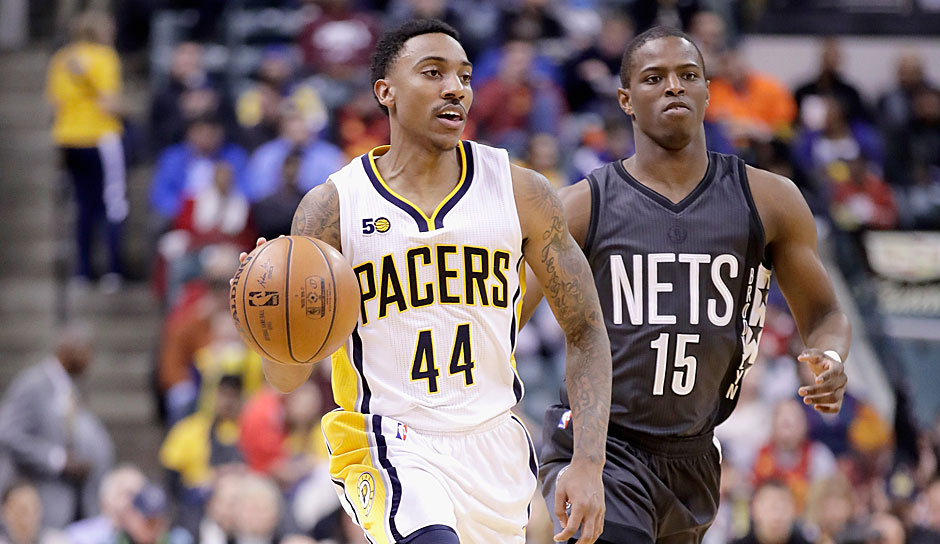 Jeff Teague (Indiana Pacers) - 54 Punkte