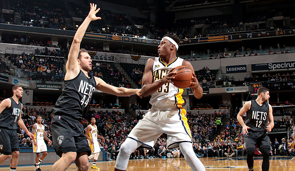 Myles Turner (Indiana Pacers) - 52,8 Punkte