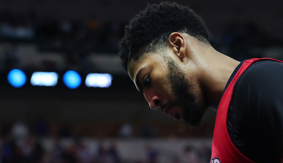 Anthony Davis (New Orleans Pelicans): 66,5 Punkte