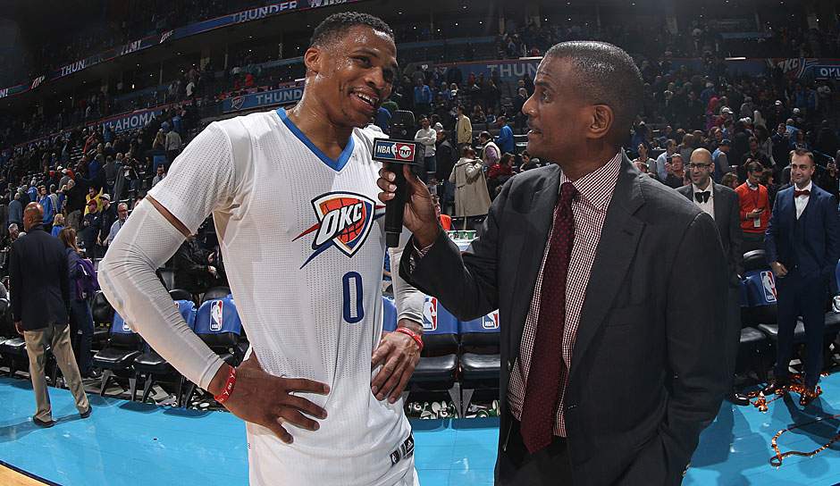Russell Westbrook (Oklahoma City Thunder): 51,2 Punkte