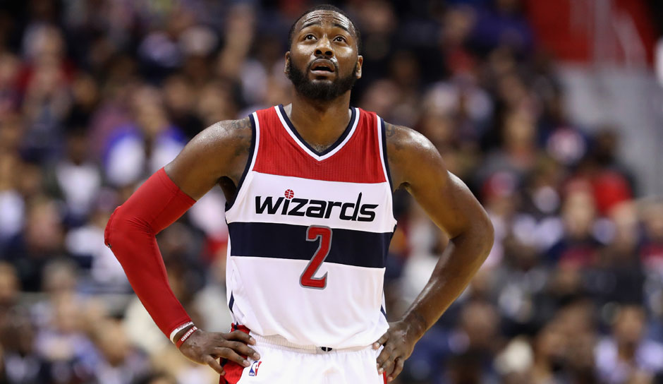John Wall (Washington Wizards): 42,2 Punkte