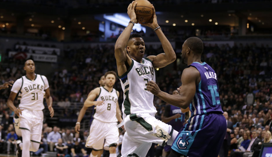 Giannis Antetokounmpo (Milwaukee Bucks): 47,2 Punkte