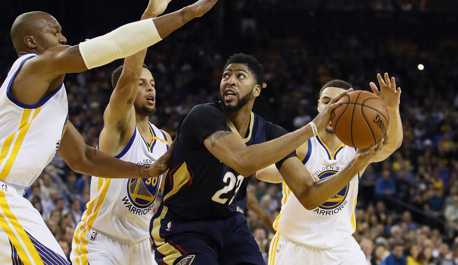 Anthony Davis (New Orleans Pelicans): 37,8 Punkte