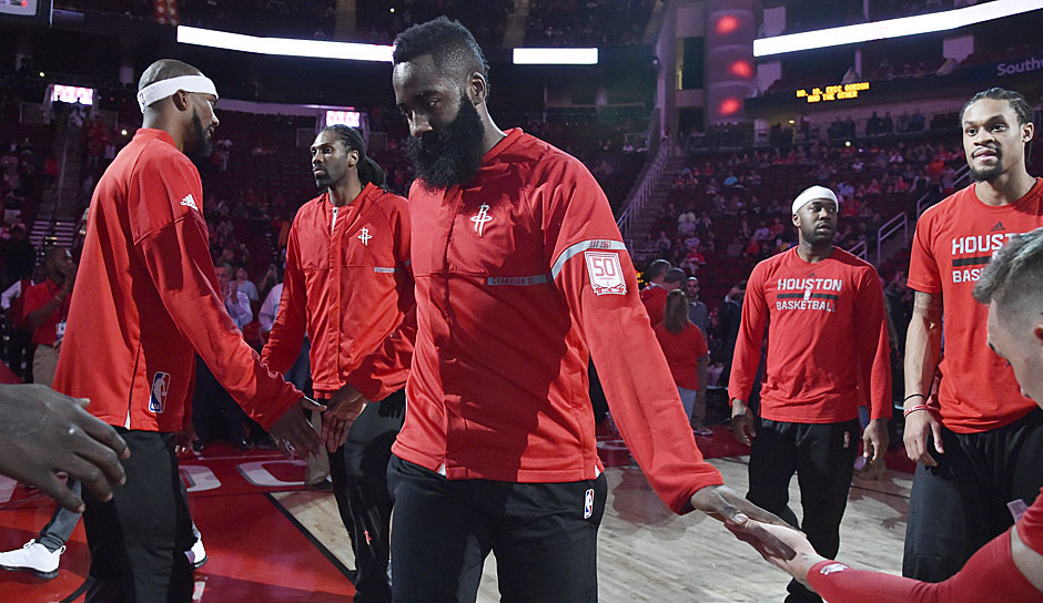 James Harden (Houston Rockets): 51,2 Punkte