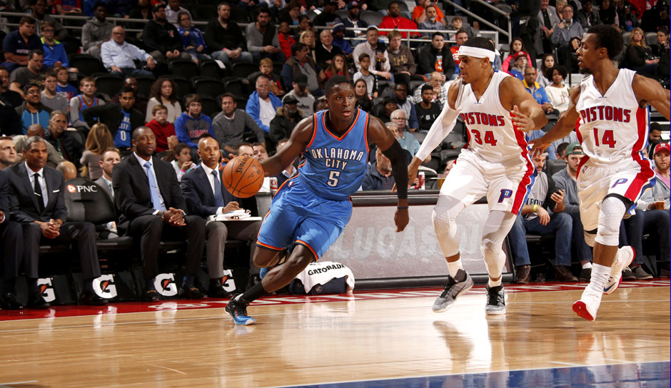 Victor Oladipo (OKC Thunder): 48,2 Punkte