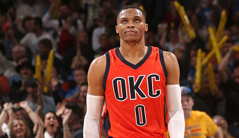 Russell Westbrook (OKC): 73,5 Punkte