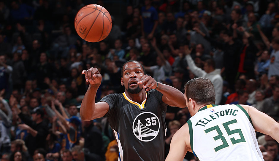 Kevin Durant (GSW): 50,8 Punkte