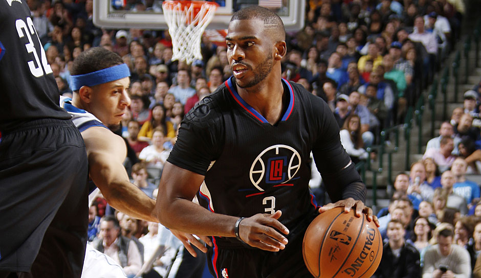 Chris Paul (Los Angeles Clippers): 47 Punkte