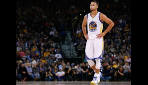 Nr. 14: GSW vs Chicago Bulls 106:94 - Topscorer: Steph Curry (27)