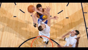 Nr. 15: GSW @ Denver Nuggets 118:105 - Topscorer: Klay Thompson (21)