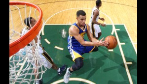 Nr. 19: GSW @ Utah Jazz 106:103 - Topscorer: Steph Curry (26)