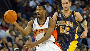 2002/03 Gilbert Arenas (Golden State Warriors)