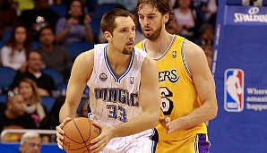 2011/12 Ryan Anderson (Orlando Magic)