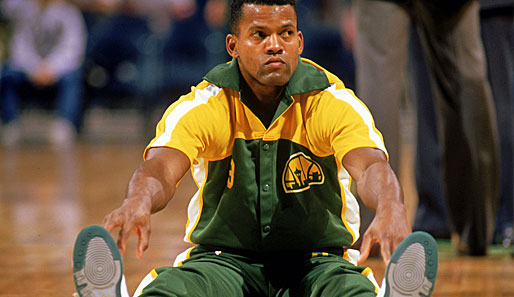1986/87 Dale Ellis (Seattle SuperSonics)
