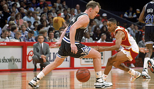 1990/91 Scott Skiles (Orlando Magic)