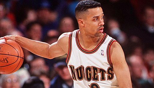 1992/93 Mahmoud Abdul-Rauf (Denver Nuggets)