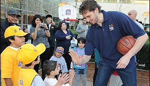 9. Pau Gasol (Los Angeles Lakers), 40