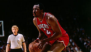 1982 und 1983: Moses Malone (Houston Rockets)