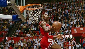 1987/88: Michael Jordan (Chicago Bulls)