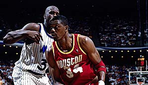 1993/94: Hakeem Olajuwon (Houston Rockets)
