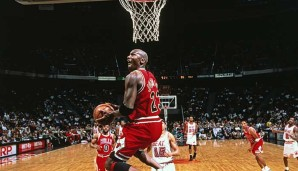 1997/98: Michael Jordan (Chicago Bulls)