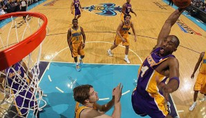 2007/08: Kobe Bryant (Los Angeles Lakers)