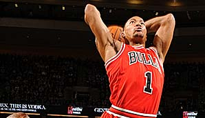 2010/11: Derrick Rose (Chicago Bulls)