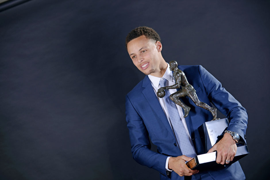 2015 & 2016: Stephen Curry (Golden State Warriors)