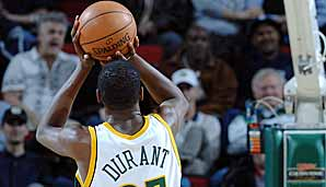 2007/08 Kevin Durant (Seattle SuperSonics)