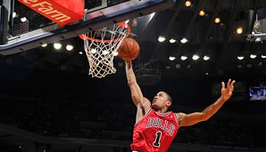 2008/09 Derrick Rose (Chicago Bulls)