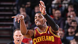 2011/12 Kyrie Irving (Cleveland Cavaliers)