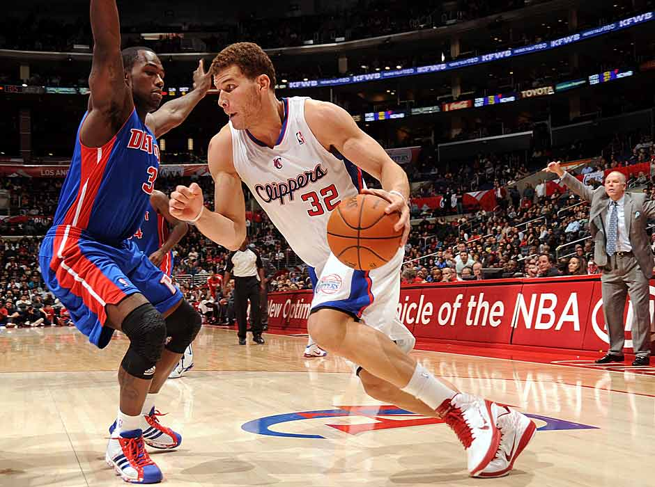 2010/11 Blake Griffin (Los Angeles Clippers)
