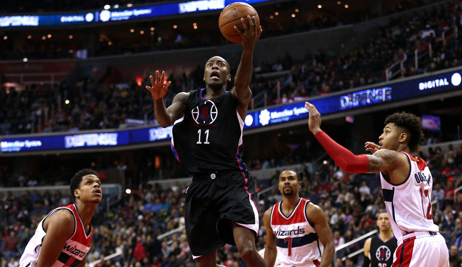 2015/16: Jamal Crawford, Los Angeles Clippers