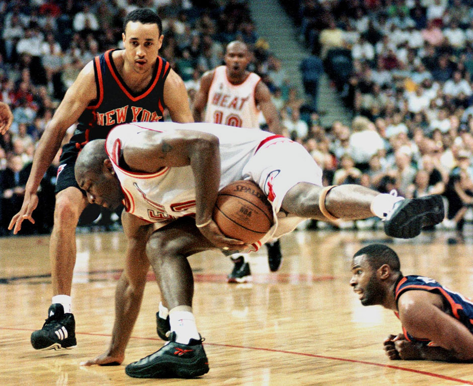 1996/97: John Starks, New York Knicks