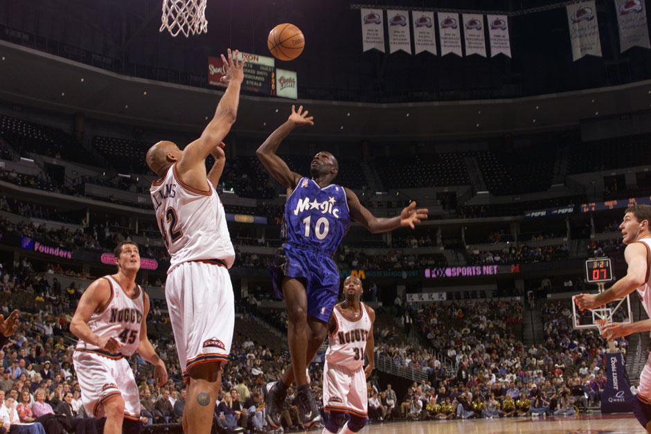 1998/99: Darrell Armstrong, Orlando Magic