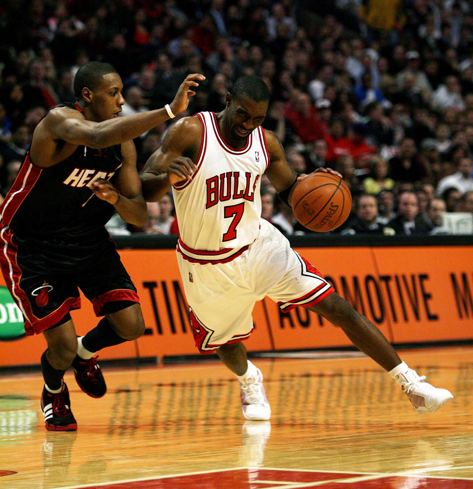 2004/05: Ben Gordon, Chicago Bulls