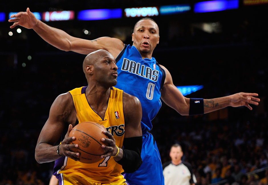 2010/2011: Lamar Odom, Los Angeles Lakers