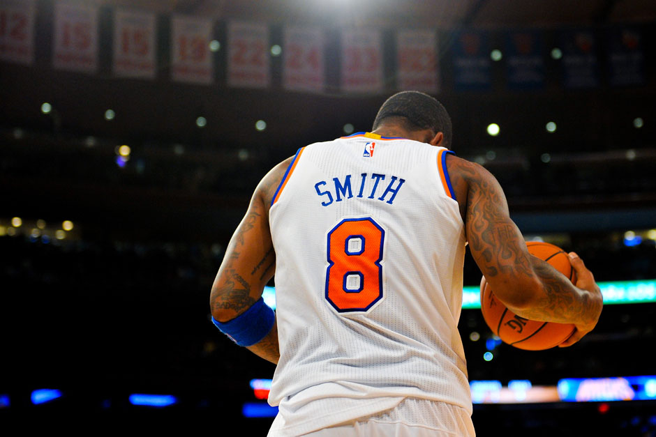 2012/13: J.R. Smith, New York Knicks