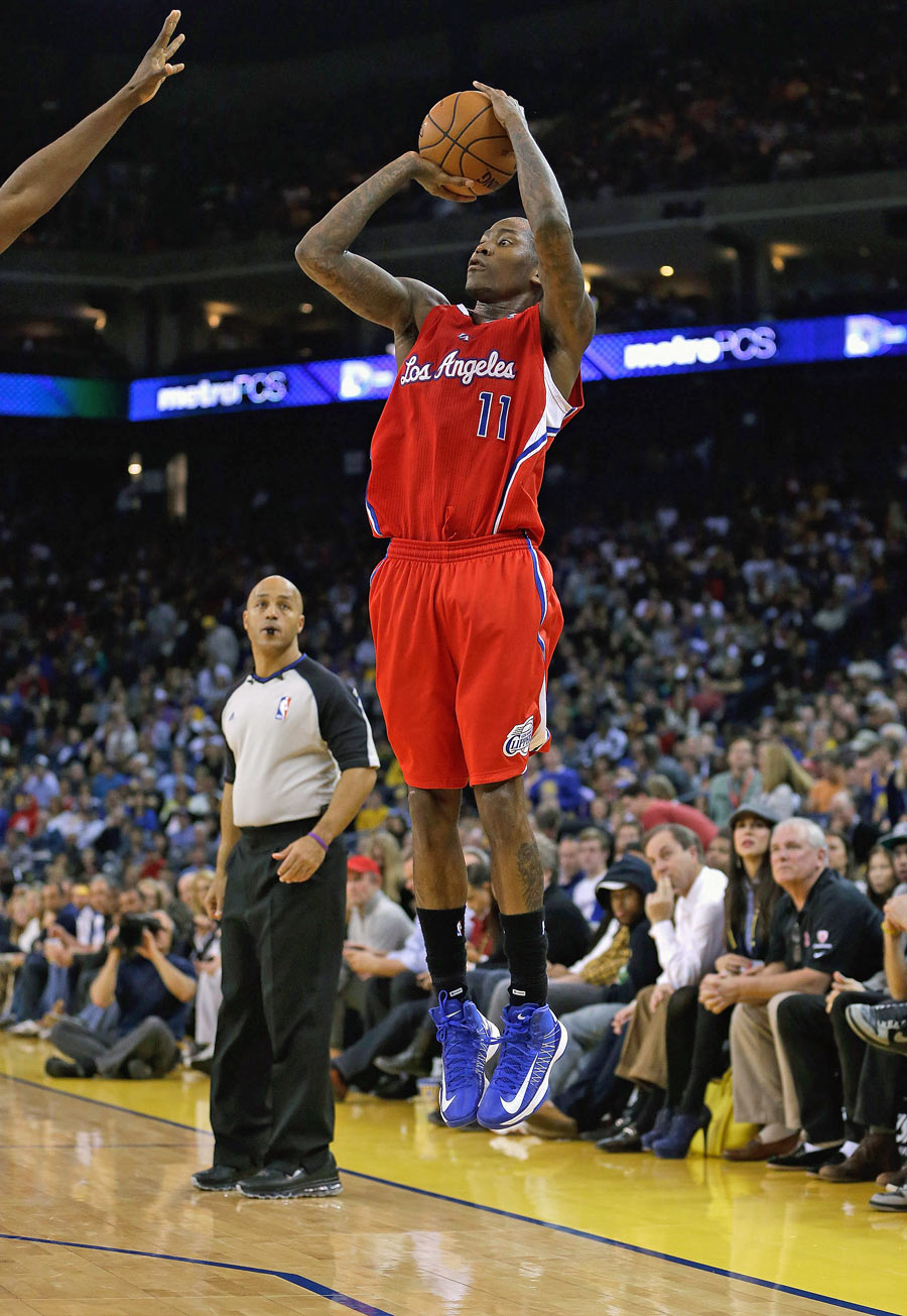 2013/14: Jamal Crawford, Los Angeles Clippers